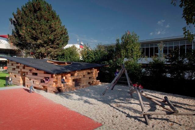Luftigschule (Robinsonschule) Linz